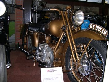 Brough Superior 4